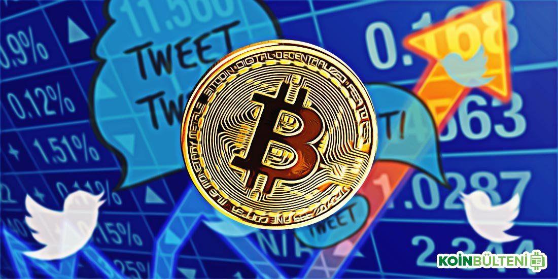 bitcoin twitter yükseliş