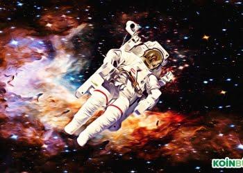 bitcoin uzayda ilk işlemini gerçekleştirdi