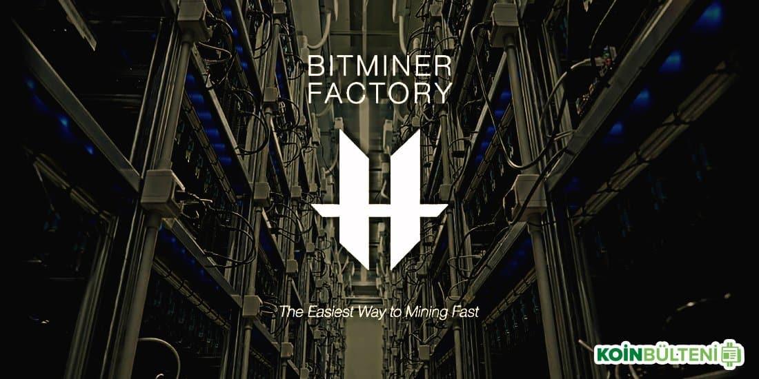 Bitminer Factory'nin Token Satışı Devam Ediyor