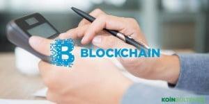 blockchain ile vergi