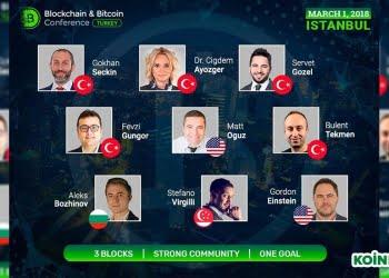blockchain ve bitcoin konferansi