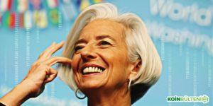 Christine Lagarde IMF kripto para