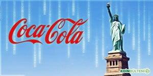 coca cola amerika birleşik devletleri blockchain