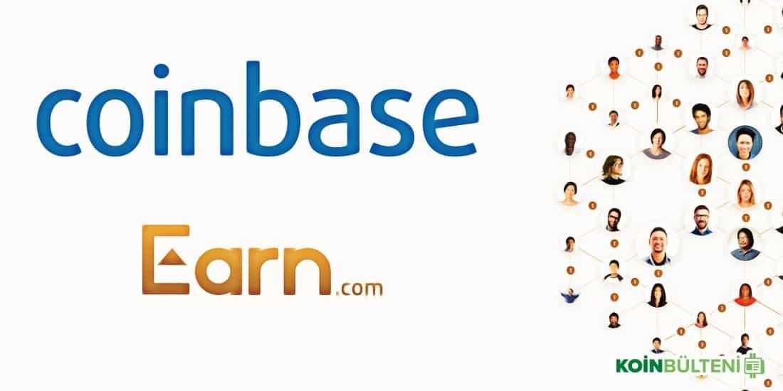 coinbase earn com satın alma