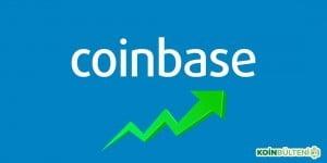coinbase yukselis