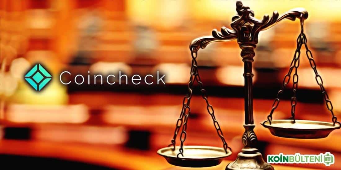 COincheck dava