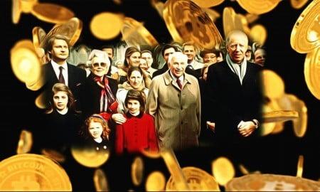 dünyanın en zengin ailesi bitcoine yatırım