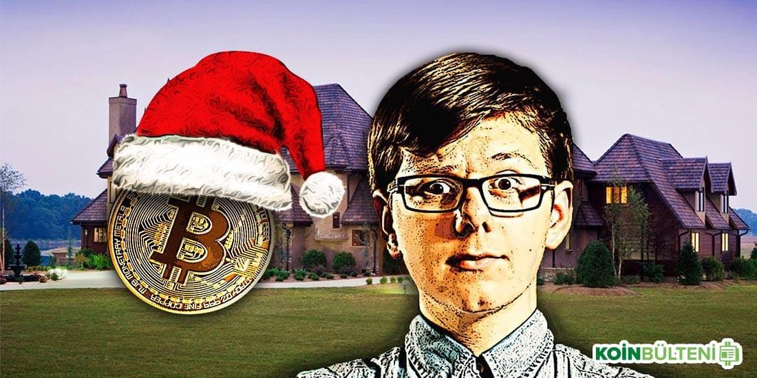 Erik Finman Bitcoin yilbasi