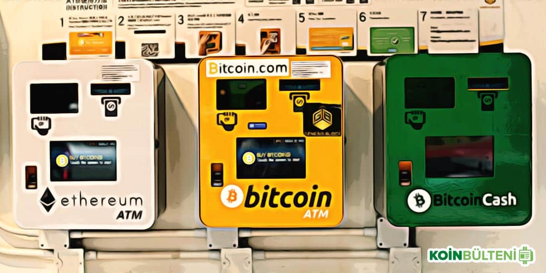 Ethereum Bitcoin Cash ATM