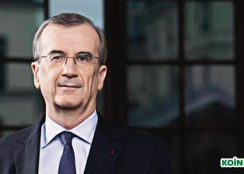 Francois Villeroy de Galhau kripto para