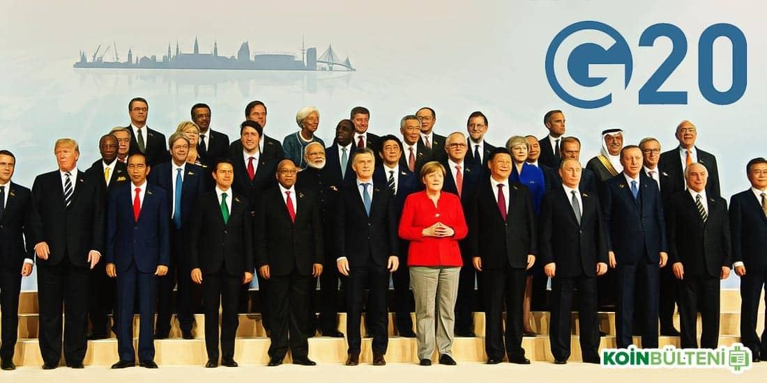 g20 kripto para ne konuşulacak