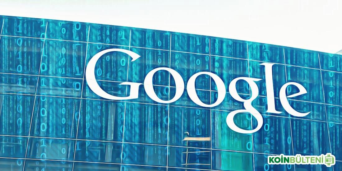 google blockchain veri güvenliği şeffaflık