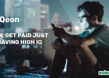 iqeon ico sponsor reklam