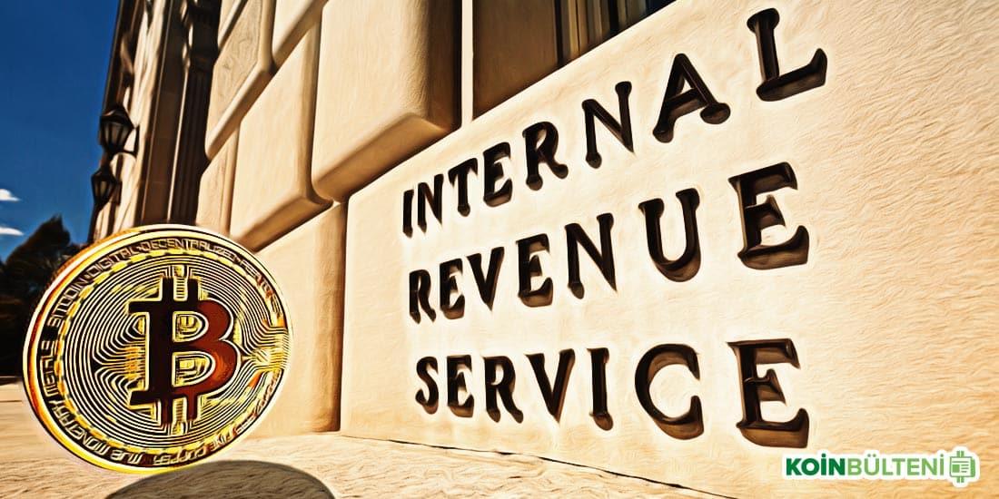 IRS kripto paralar hakkında uyarı