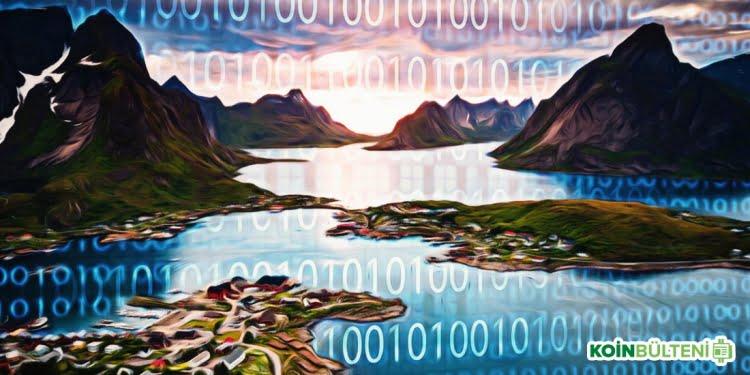 iskandinavya kripto para madencilik