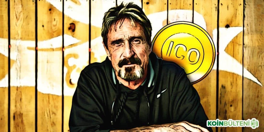 John Mcafee ico