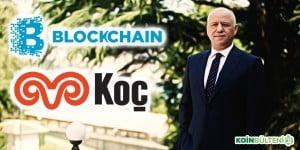 koc holding ceo blockchain
