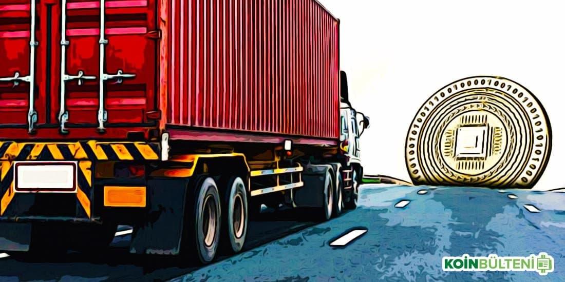 Kripto Para İthalat İhracat Taşıma Kargo Kamyon
