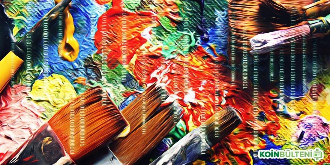 """""""Sıradaki Andy Warhol"""" Olarak Bilinen Sanatçı, Eserlerini Kripto Para Ödemesi İle Sattı!"""
