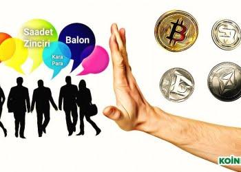 kripto paralar ne degildir