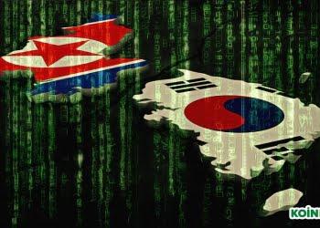 kuzey kore güney kore bitcoin borsası siber saldırı