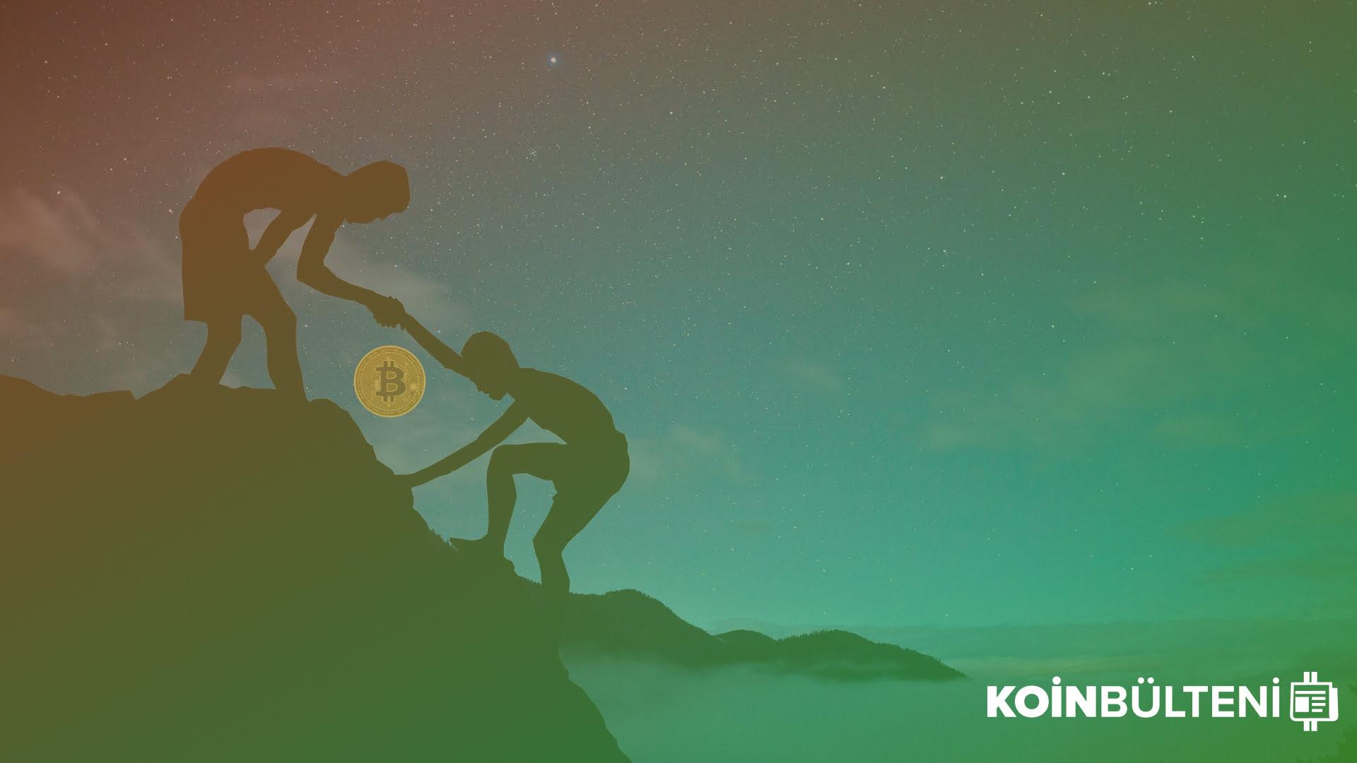 kripto-para-yardım