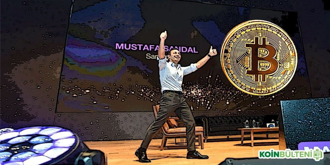 Mustafa Sandal 100 000 Tl Değerinde Bitcoin Dağıtacak