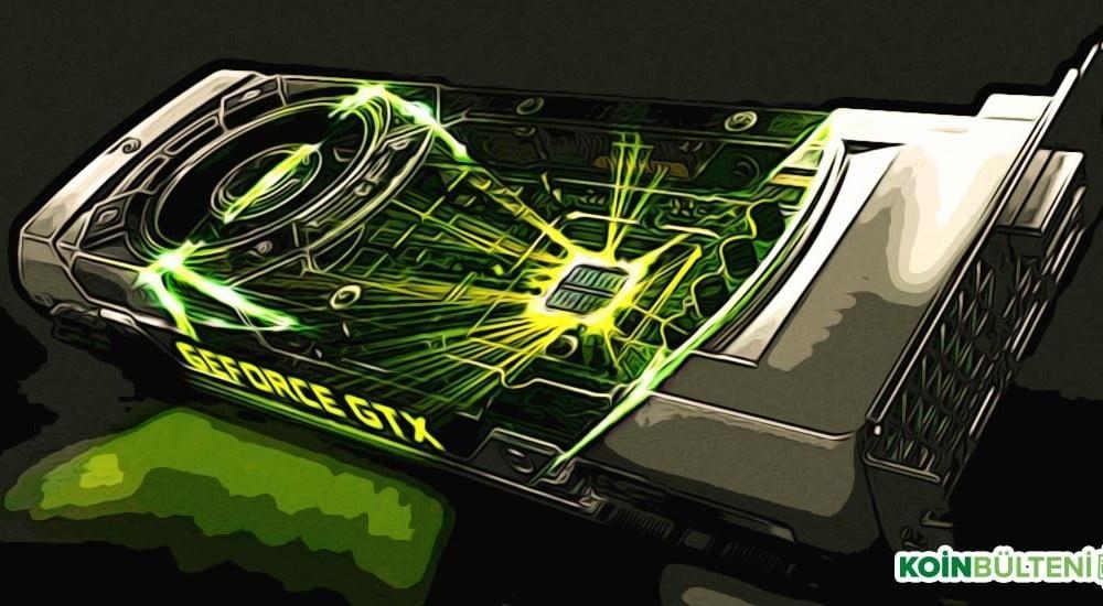 Nvidia Geforce GTX Ekran Kartı