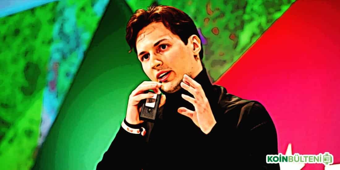 Pavel Durov Telegram