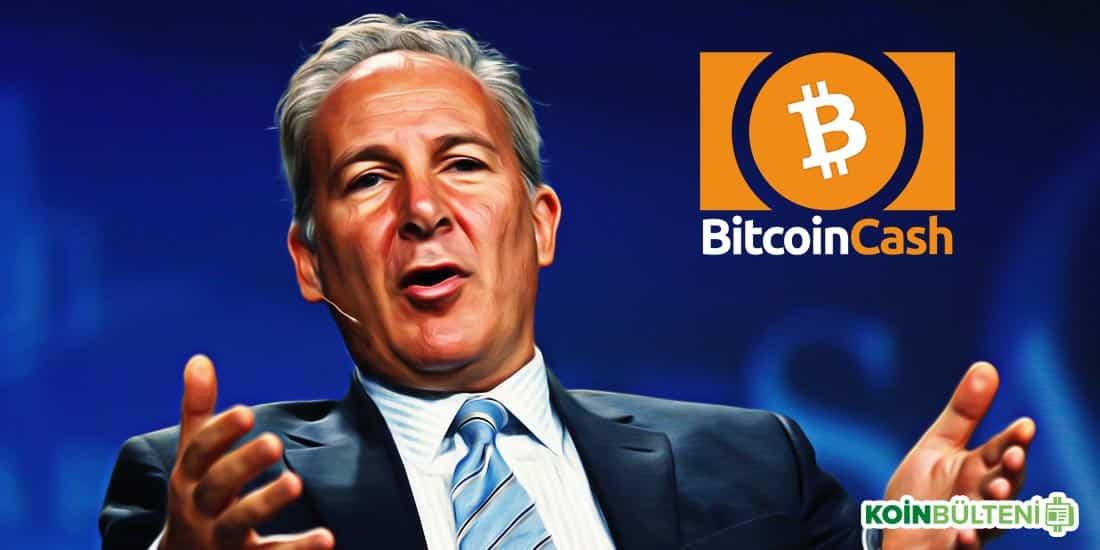 Peter Schiff bitcoin cash