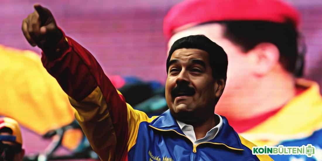 petro Nicolas Maduro indirim koin