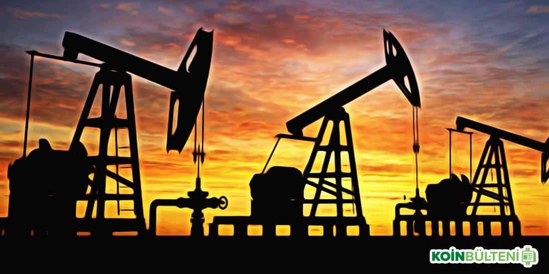 petrol doğal gaz bitcoin madenciliği