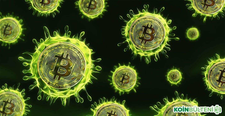 Bitcoin virüs