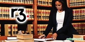 r3 blockchain avukatlar için birlik kuruyor