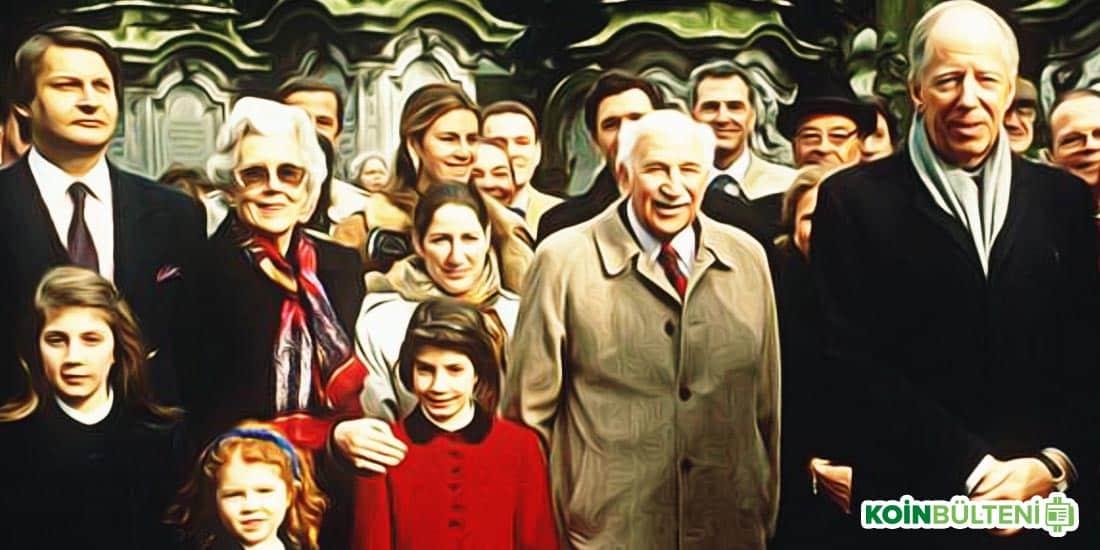 Vitalik Buterin: Rothschild'ların 'Gücü' Kripto Paralara Da Uzanır Mı?