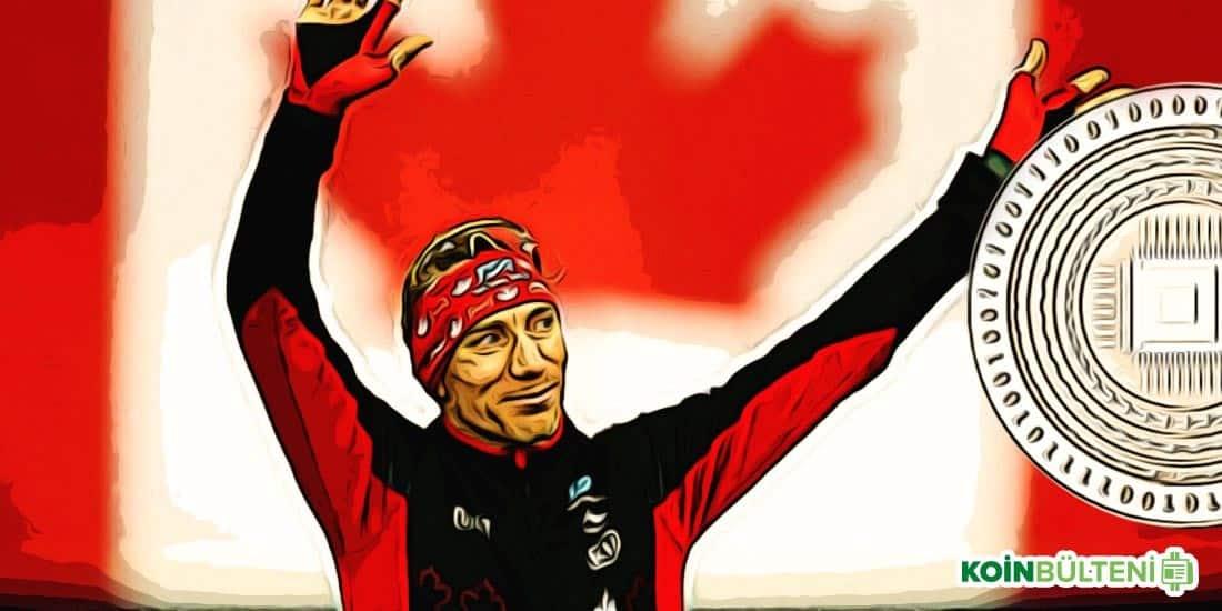 Ted-Jan Bloemen Kripto para Kanada