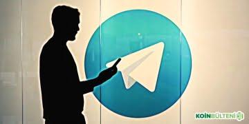 telegram kripto para ico
