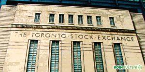 Toronto Menkul Kıymetler Borsası