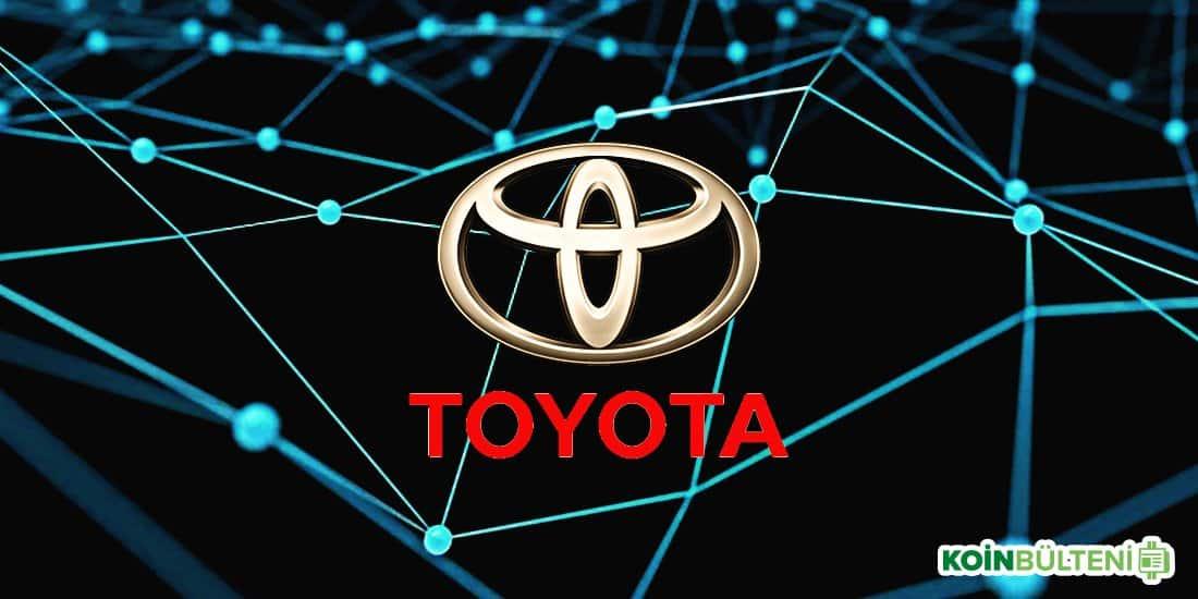 Dev Otomobil Markası Toyota Reklamcılık Alanında Blockchain