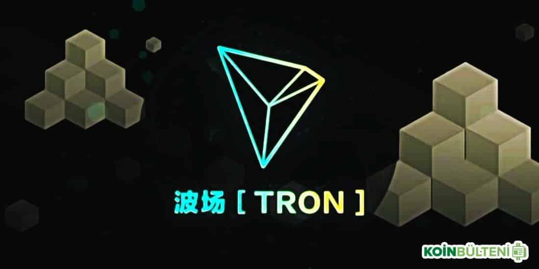 TRON, 19 Destekçisi İle 'Blockchain Rüyasını' Gerçekleştirmeye Yürüyor