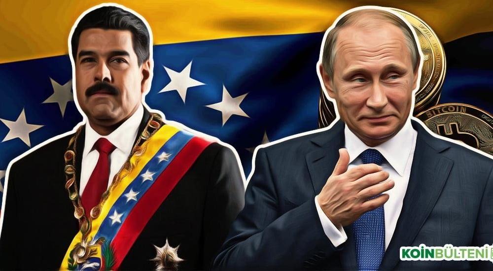 venezuela ve rusya petro