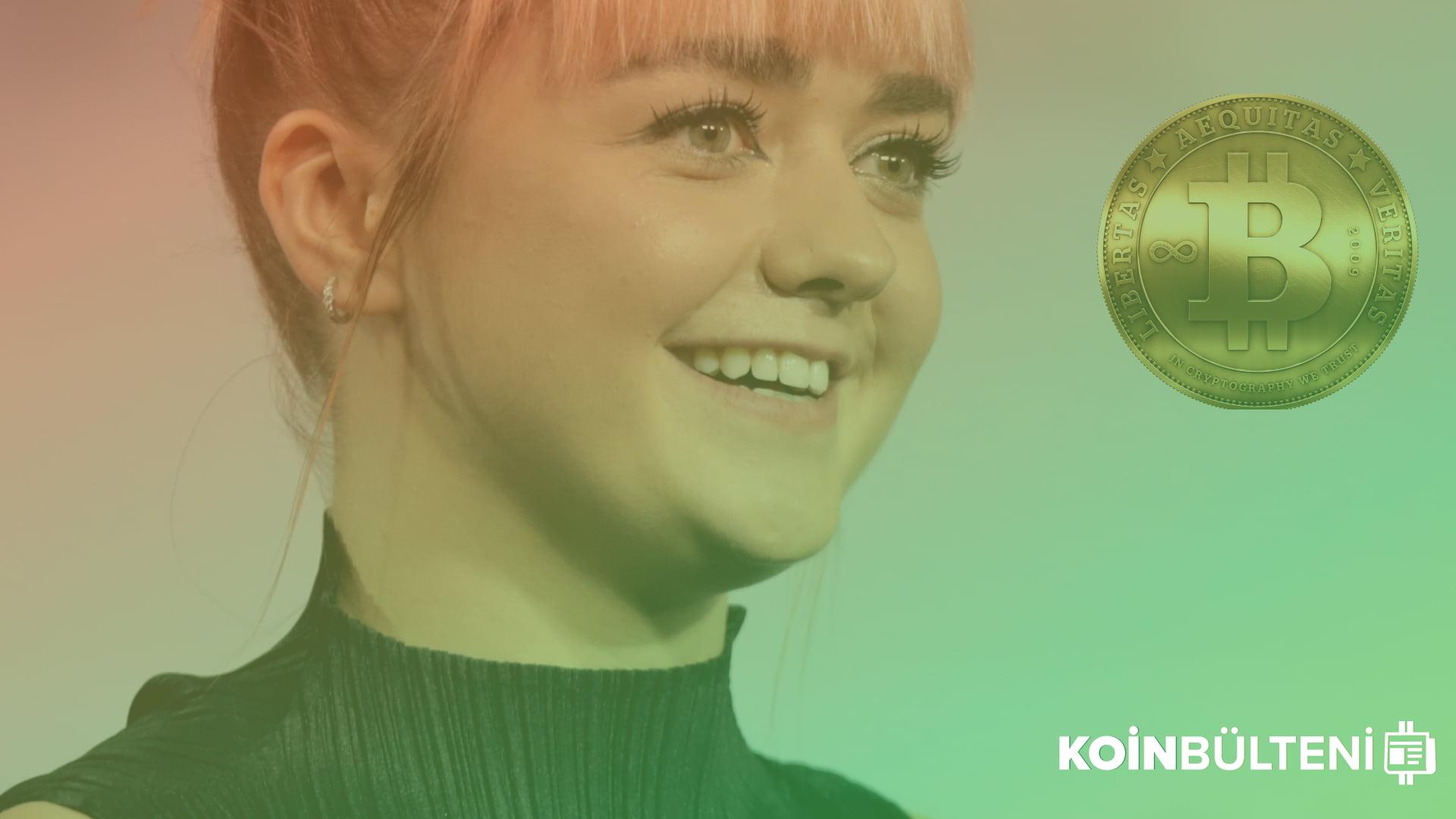Maisie-Williams-Bitcoin